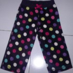 Celana Anak Branded Circo Fleece Pants Polkadot