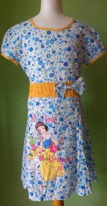 dress anak branded modis disney