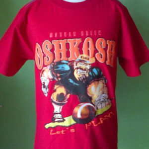 Baju Anak Murah Oshkosh Morgan Greek Merah