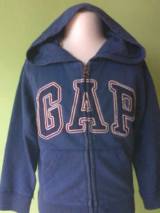 jacket anak branded gap