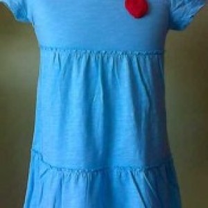 Jual Dress Anak Branded Oshkosh Biru