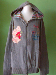 jual jacket anak arizona