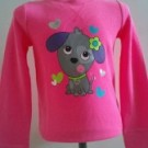 Baju Anak Perempuan Jumping Beans Puppy Pink