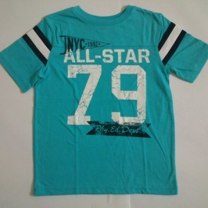 Baju Anak Sonoma All Star Biru