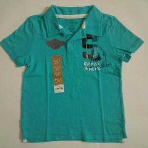 Baju Anak Branded Sonoma Great White Hijau