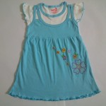 Dress Anak Healtex Bordir Bunga