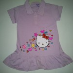 Dress Ettoi Hello Kitty Kerah Love Pita