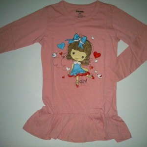 Dress Anak Gymboree Girls Pink