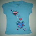 Baju Anak Branded Jumping Beans Love
