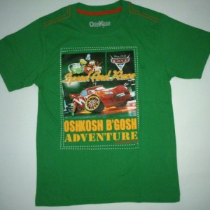 Baju Anak Oshkosh Cars Adventure