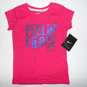 Baju Anak Nike Feelin Fierce Pink