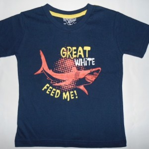 Baju Anak Oshkosh Great White Biru Dongker