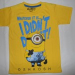 Baju Anak Oshkosh Minions Whatever It Is