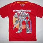 Baju Anak Oshkosh Transformers
