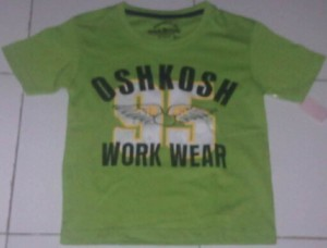 baju anak branded oshkosh work