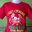 Baju Anak Branded Oshkosh Crab