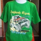 Baju Anak Branded Oshkosh Junior Jeep Hijau