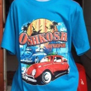 Baju Anak Branded VW Oshkosh Biru