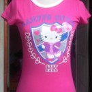 Baju Anak Hello Kitty Pink Campus