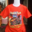 Baju Anak Oshkosh Kids Jeep Orange