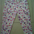 Celana Anak Faded Glory Legging Putih Bunga
