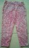 Celana Anak Legging Faded Glory Loreng Pink