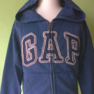 Jacket Anak Branded GAP Biru