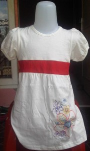 jual dress anak max