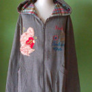Jual Jacket Anak Arizona Abu Abu