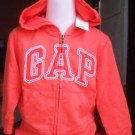 Jual Jacket Anak GAP Orange