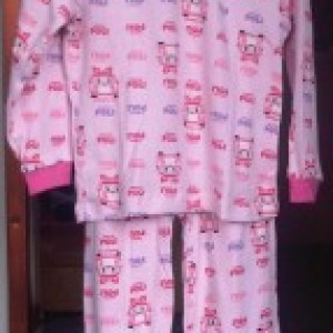 Jual Piyama Anak Unifriend Pink