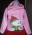 Jual Sweater Anak Fleece Jumping Beans Beruang Pink