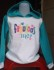 Sweater Anak Fleece Jumping Beans FM Putih Biru