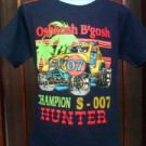 Baju Anak Oshkosh Hunter Series Hitam