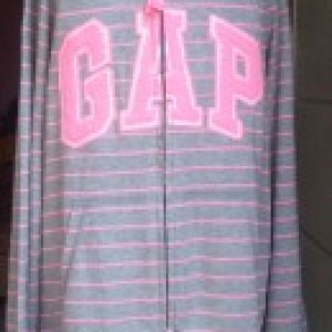 Jual Jacket GAP Abu Abu