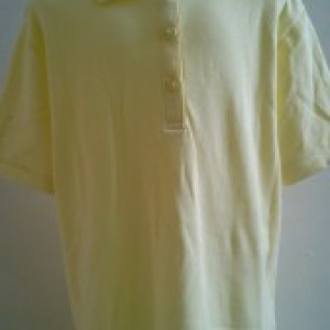 Baju Anak Perempuan French Toast Polos Kuning