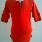 Faded Glory Polos Orange
