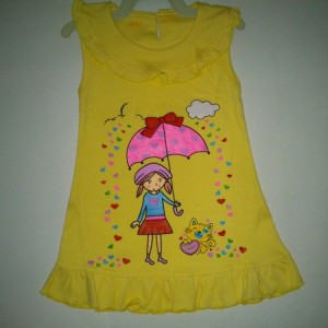 Dress Anak Ettoi Umbrella