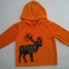 Sweater Anak Carters Tough Guy Orange
