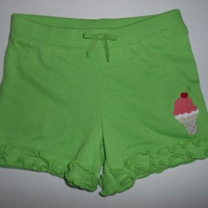 Hotpants Anak Gymboree Ice Cream Hijau