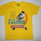 Baju Anak Oshkosh Best Captain Kuning