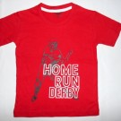 Baju Anak Oshkosh Home Run Derby Merah