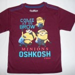 Baju Anak Oshkosh Minions Come At Us Brow