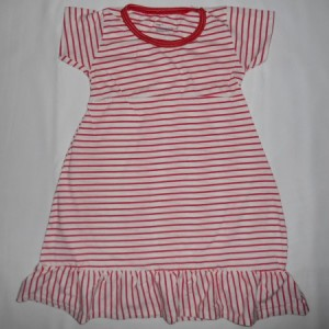 Dress Anak Gap Kids Garis Merah