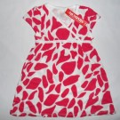 Dress Anak Mumphis Loreng Merah