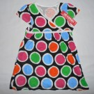 Dress Anak Mumphis Polkadot Colorful