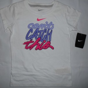 Baju Anak Nike Can't Catch This
