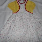 Dress Anak Olen Bunga Kuning