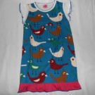 Dress Anak Candle Bird Biru