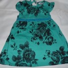 Dress Anak Gymboree Bunga Hijau